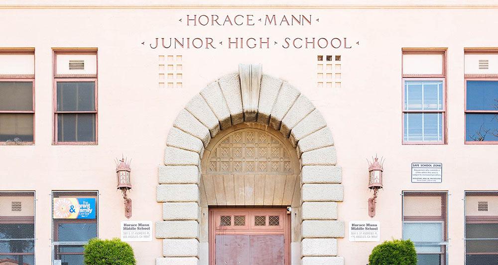 Mann UCLA Community School - Grades 6-12